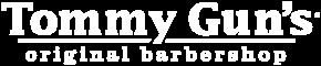 Tommy Guns Original Barbershop Logo