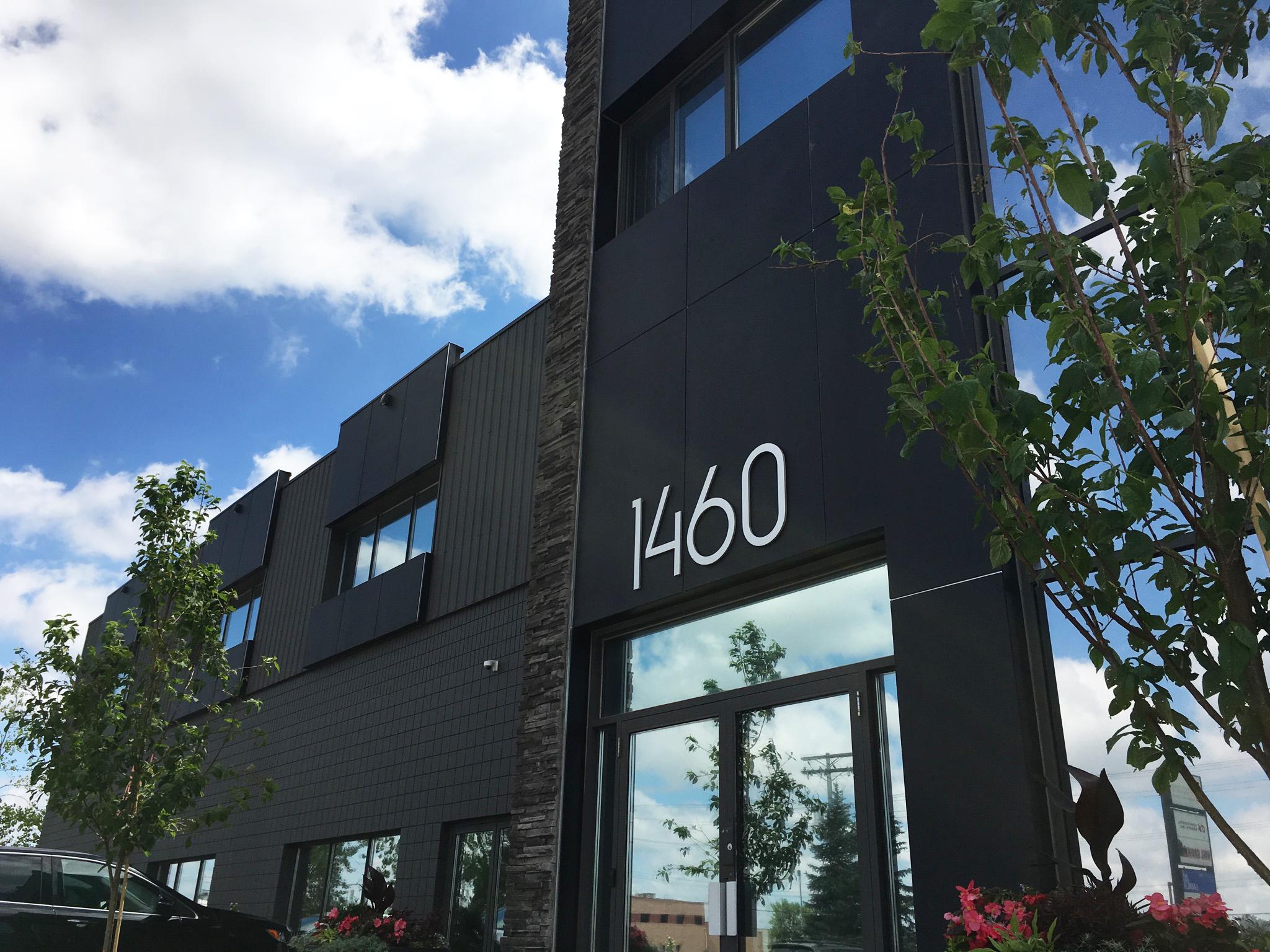 Launch 1460 Winnipeg Twirling Umbrellas Marketing Office